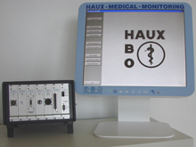 Masimo - Haux Life   - Haux Medical Monitoring System