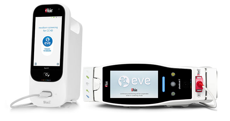 Masimo - Rad-97 Radical-7 with Eve Newborn Screening Application